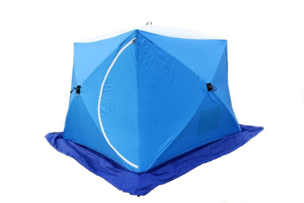 Рейтинг лучших палаток для зимней рыбалки