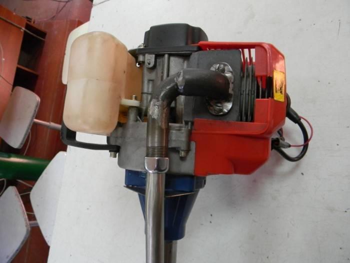 Лодочные моторы из триммера