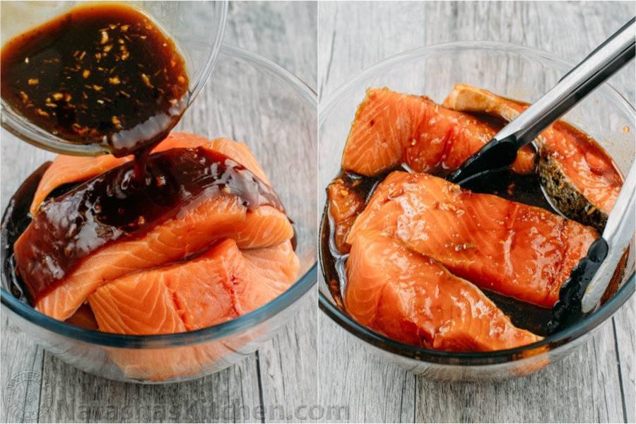 Как приготовить лосось? 17 фото пошаговые рецепты приготовления вкусного блюда на пару с соусом терияки. как разделать рыбу для паштета?