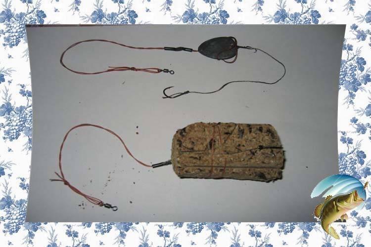 Монтаж и применение снасти макушатник для ловли карпов и сазанов