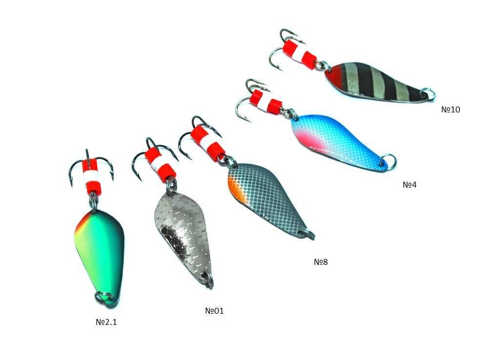 Блесна атом: какого цвета самая уловистая? история и описание атом и атом 2