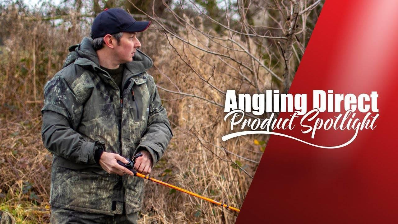 Костюм для рыбалки осень зима