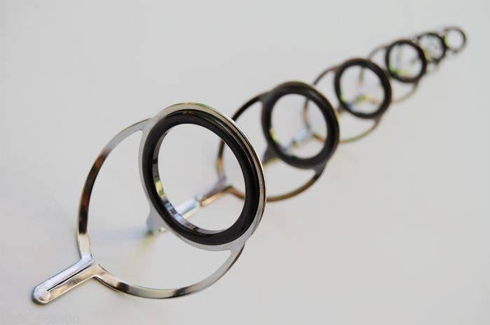 Кольца для удочки: как снять кольца с удилища? как поменять и закрепить пропускные кольца? как установить?