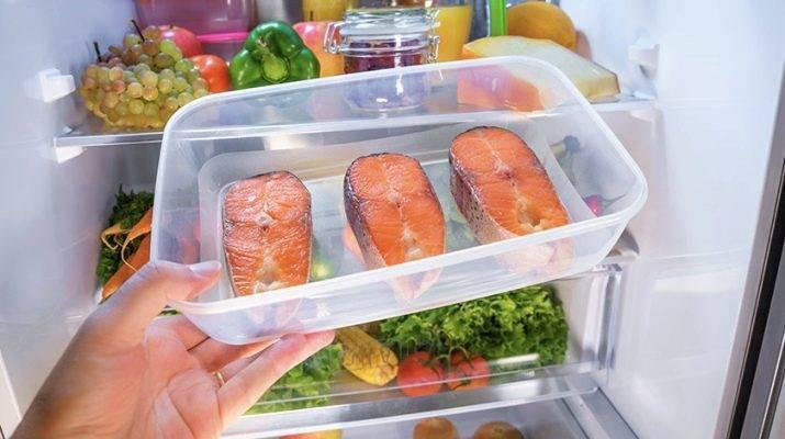 Как хранить копченую рыбу: особенности, способы и время хранения