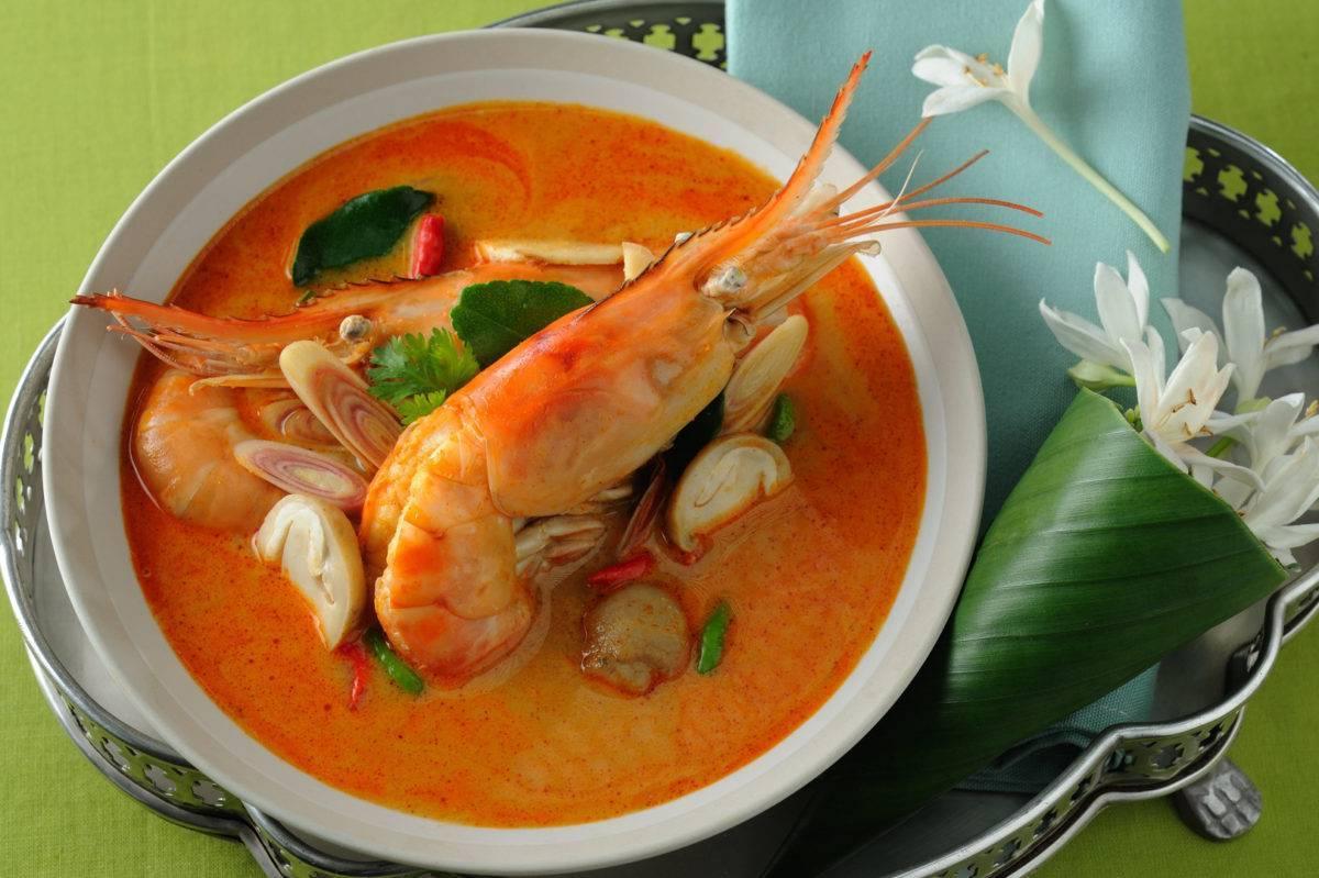 Суп из раков – кулинарный рецепт