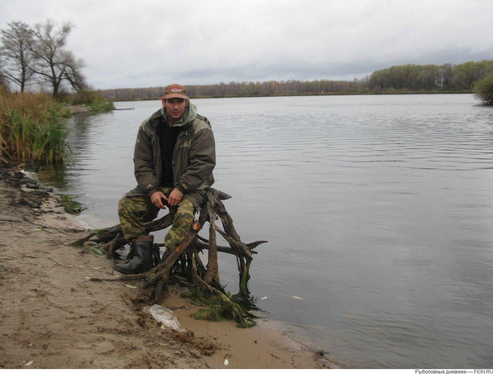 Рыбалка в Шатуре — как доехать, ловля летом на Муромском