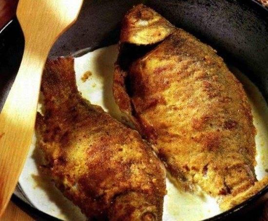 Секреты приготовления вкусных блюд из карасей
