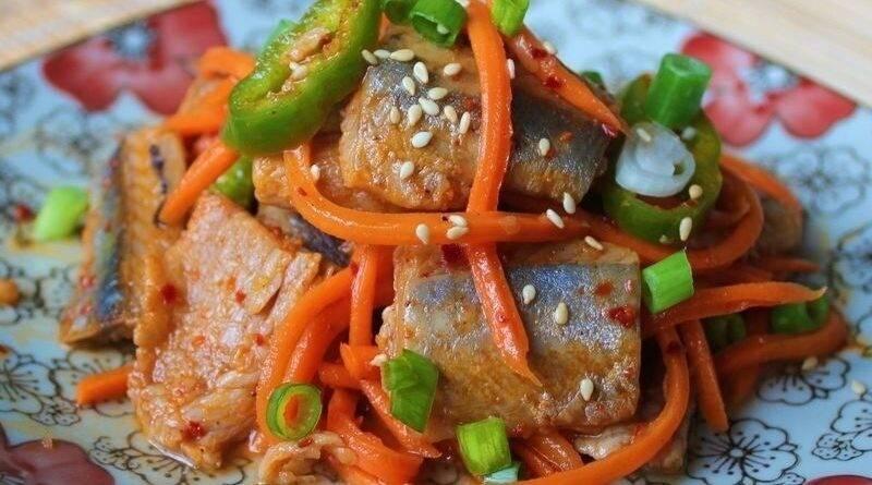 Рецепт хе из щуки в домашних условиях: как приготовить с морковкой, классический и быстрый способы | berlogakarelia.ru