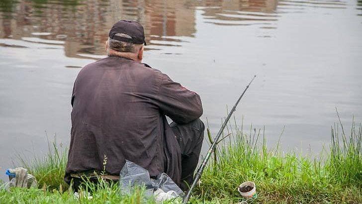 Рыбалка в подмосковье в октябре