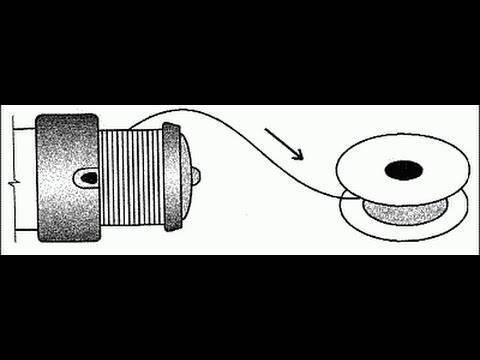Как правильно намотать леску на катушку: советы и рекомендации