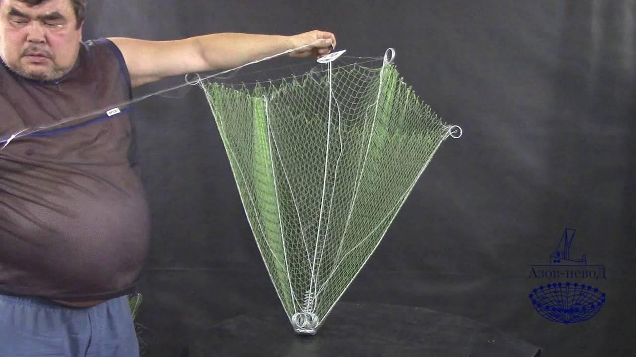 Что представляет собой парашют для рыбалки, особенности самостоятельного изготовления