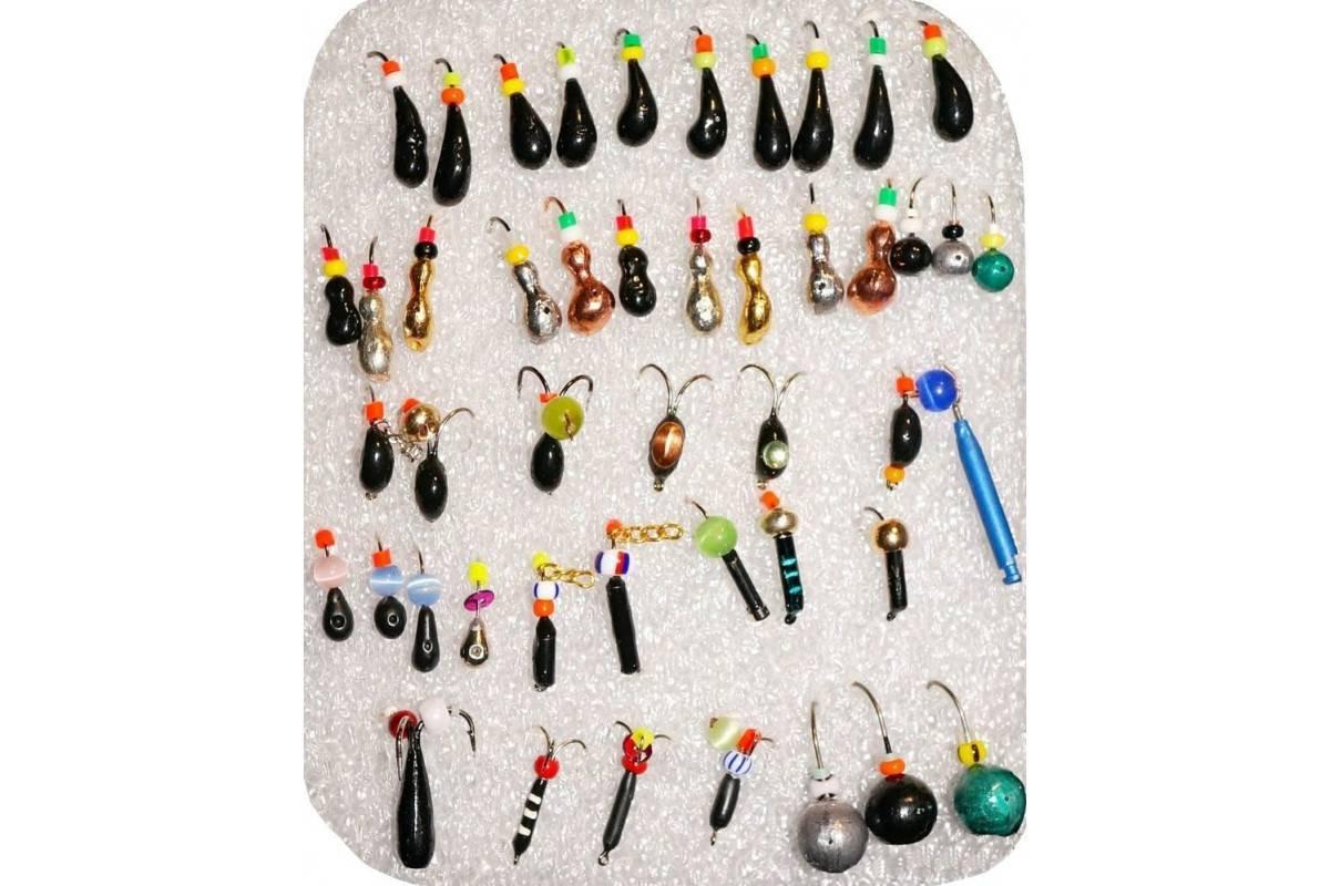 Мормышки для зимней рыбалки. выбор и основные характеристики