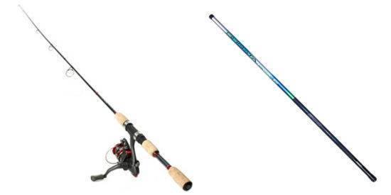 Что такое кастинговый спиннинг: как правильно ловить рыбу