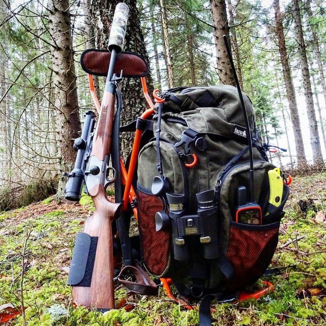 Ходовая охота, рекомендации по выбору оружия и снаряжения