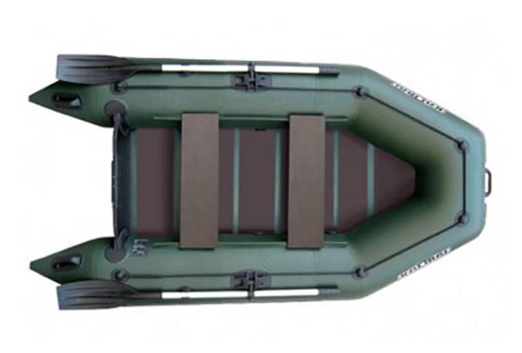 О лодках колибри - серии и характеристики производителя