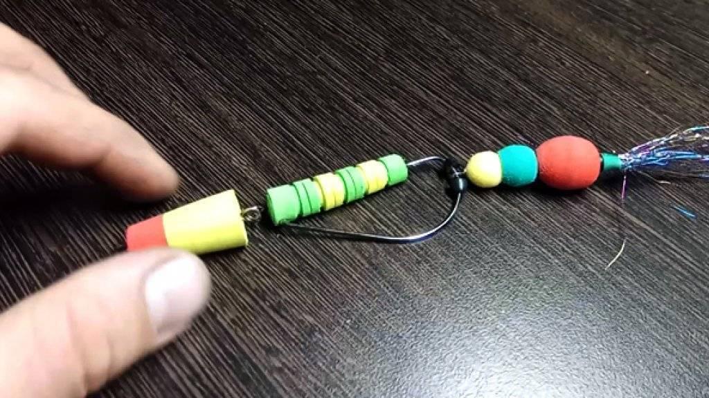 Мандула своими руками: что такое, как сделать, техника ловли