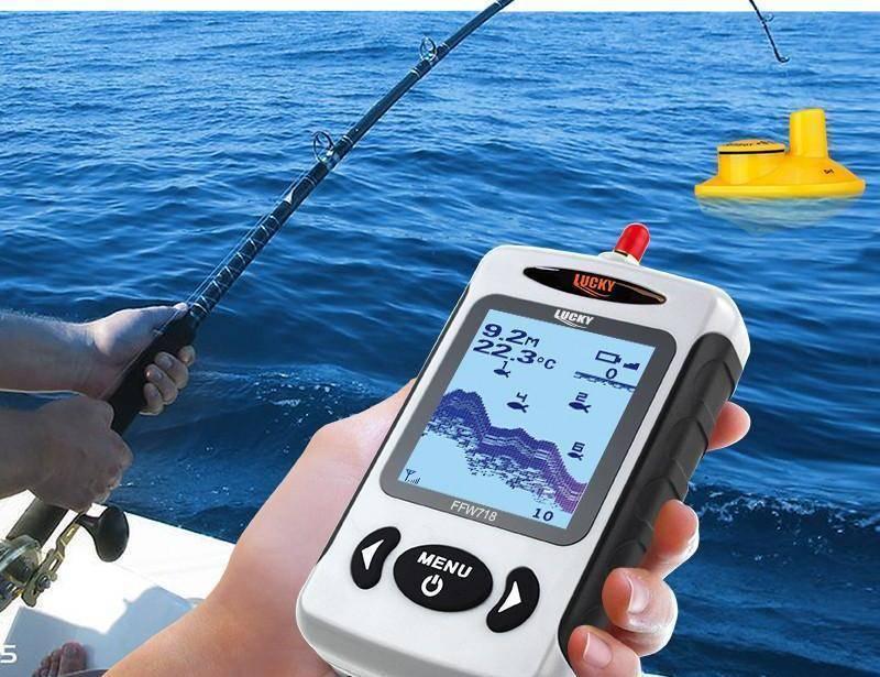 Как выбрать эхолот для рыбалки правильно - для зимней и летней рыбалки, видео