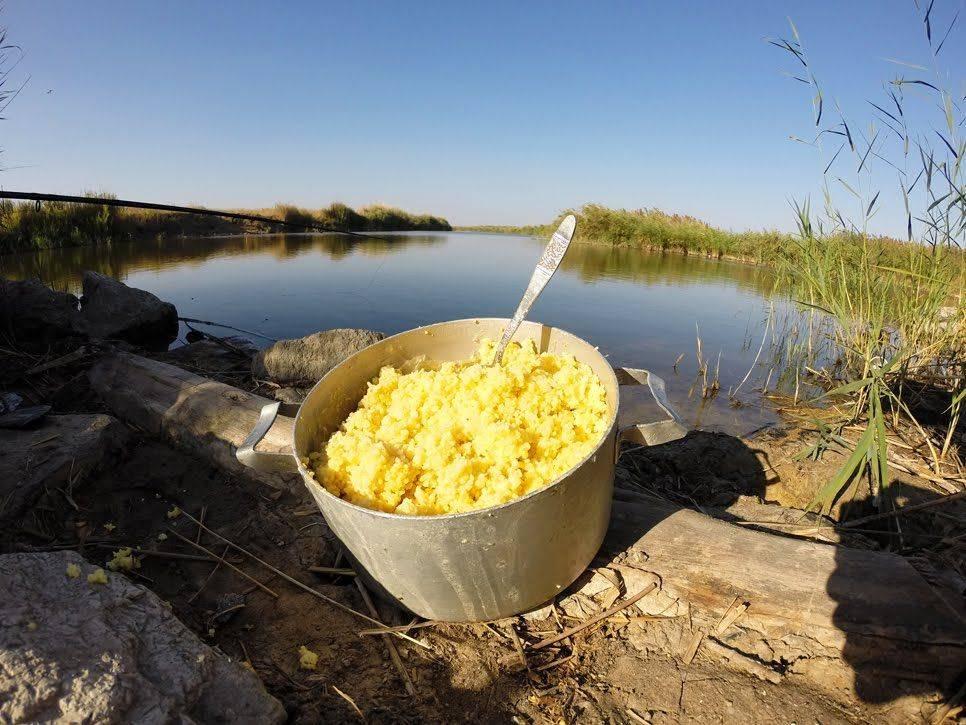 Как варить пшено для рыбалки - пару полезных советов