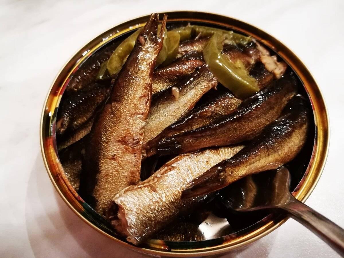 Как сделать шпроты из речной рыбы в домашних условиях