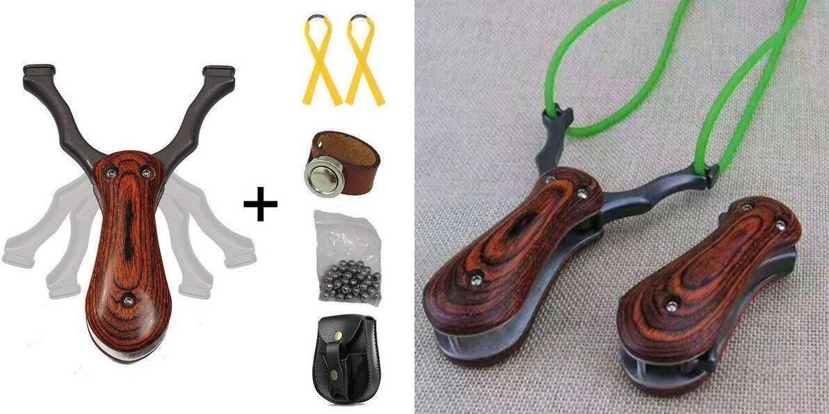 Рогатка для прикормки. виды и отличия в конструкции