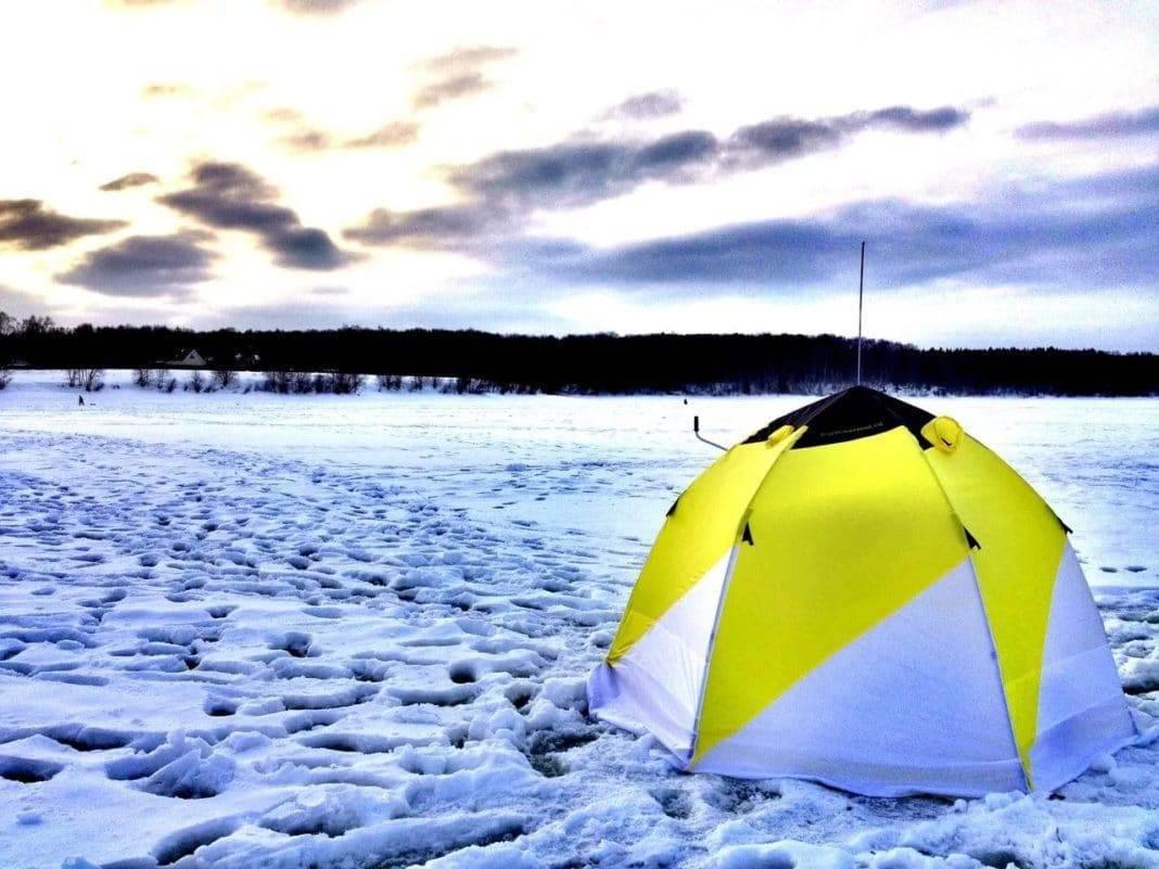 Лучшие палатки для рыбалки на зимний период 2018-2019 года