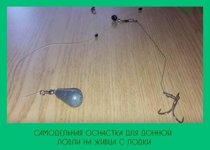 Как сделать закидушку из спиннинга своими руками, особенности изготовления для рыбалки