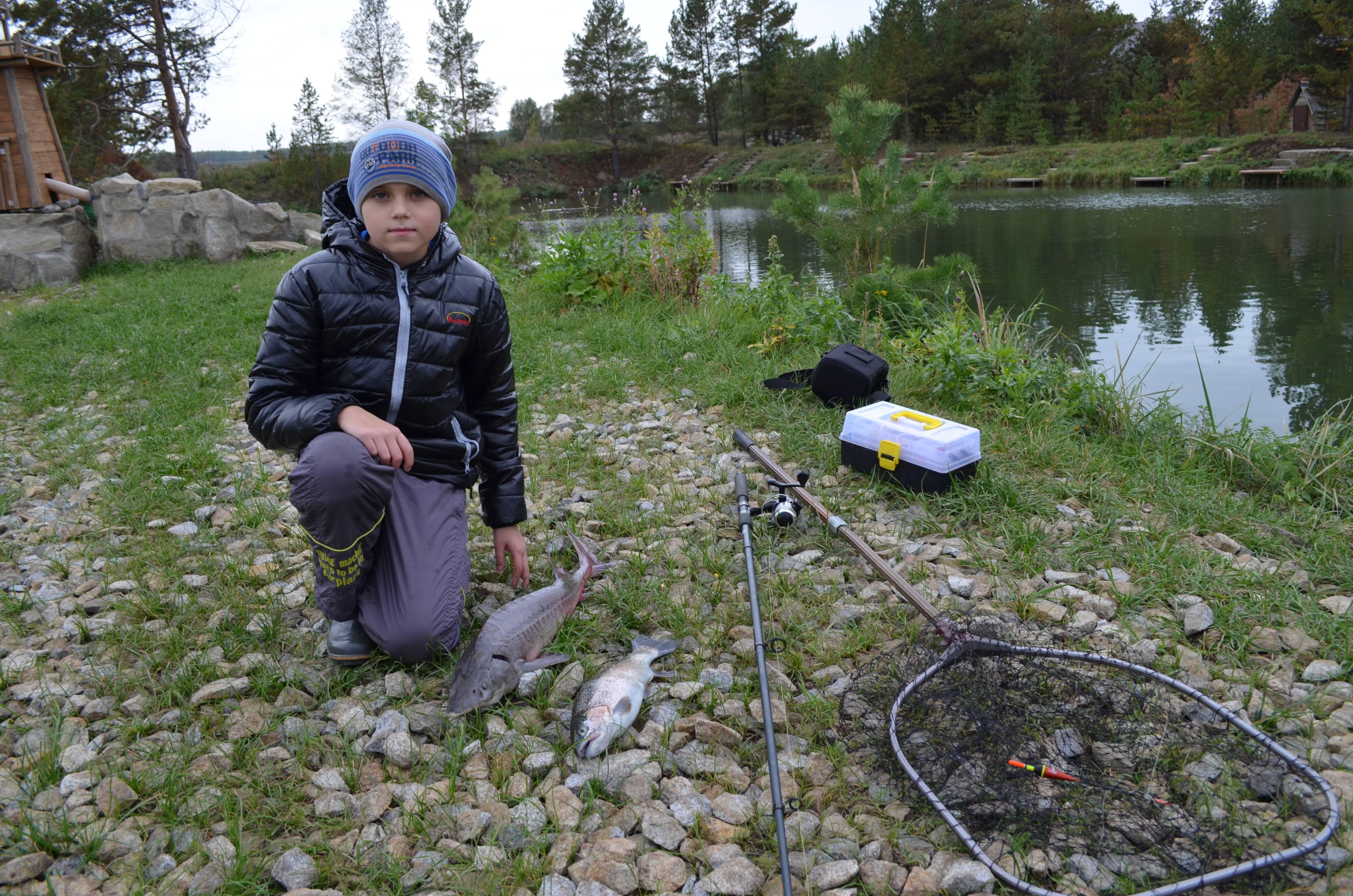 Рыбалка в челябинской области: озера, карьер, карта водоемов