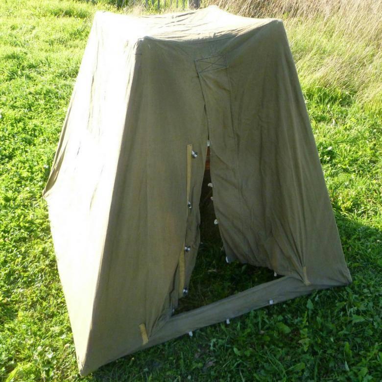 Как сделать палатку для зимней рыбалки своими руками