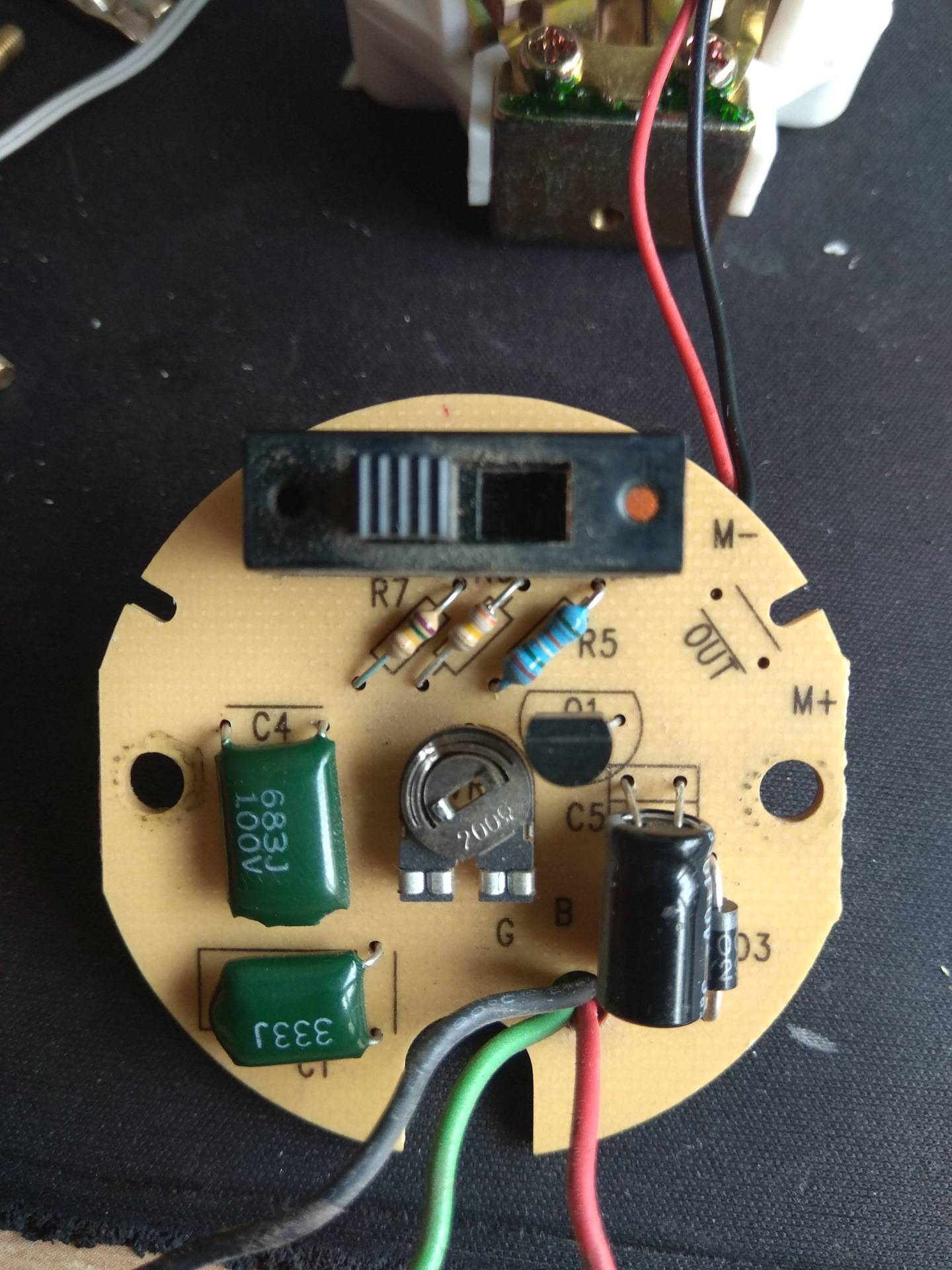 Установка тахометра на лодочный мотор — viberilodku