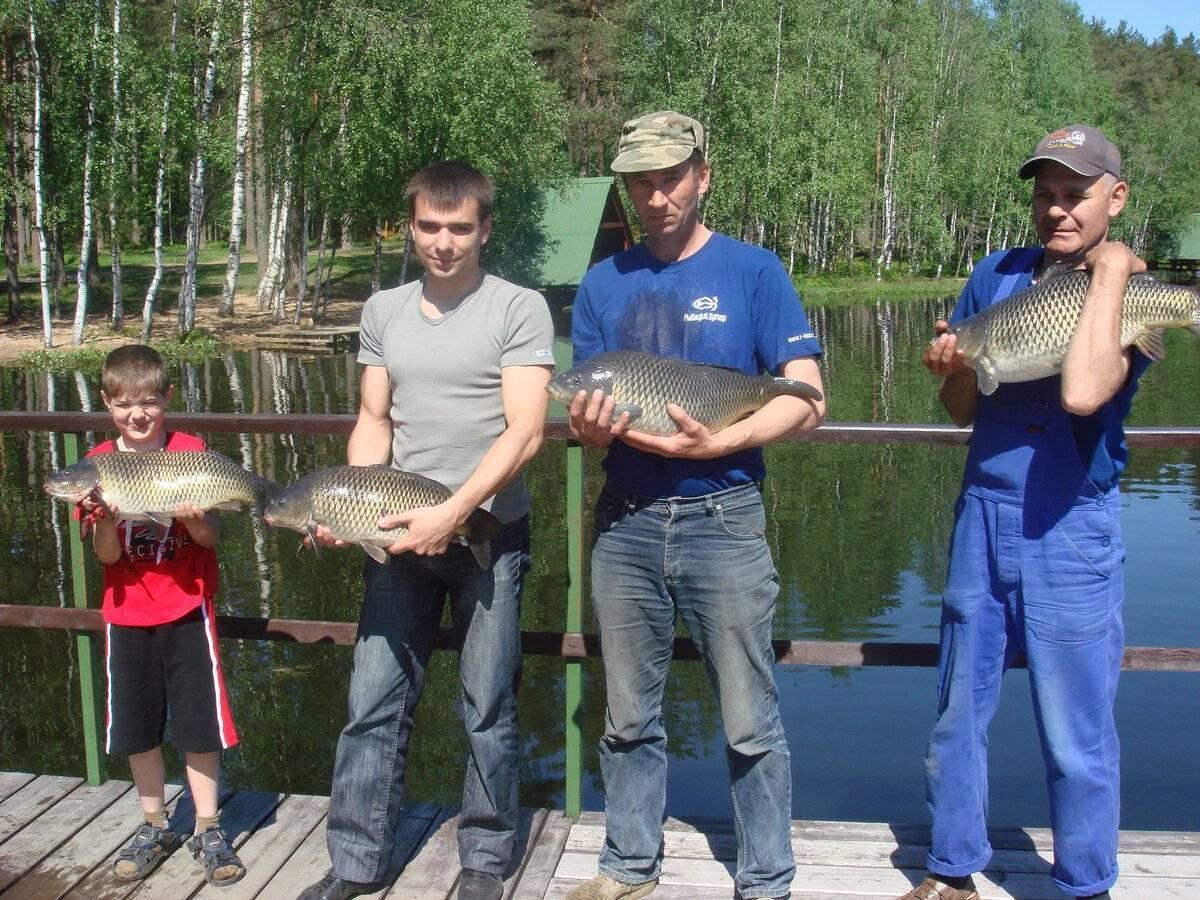 Платная рыбалка и рыболовные туры псковской области
