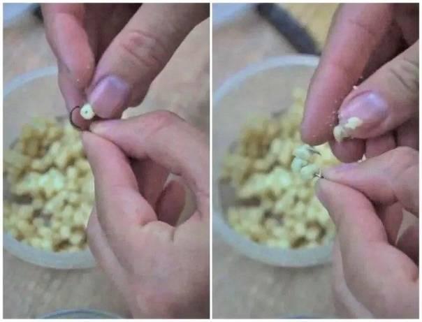 Рыбацкие хитрости в приготовлении макарон в качестве насадки
