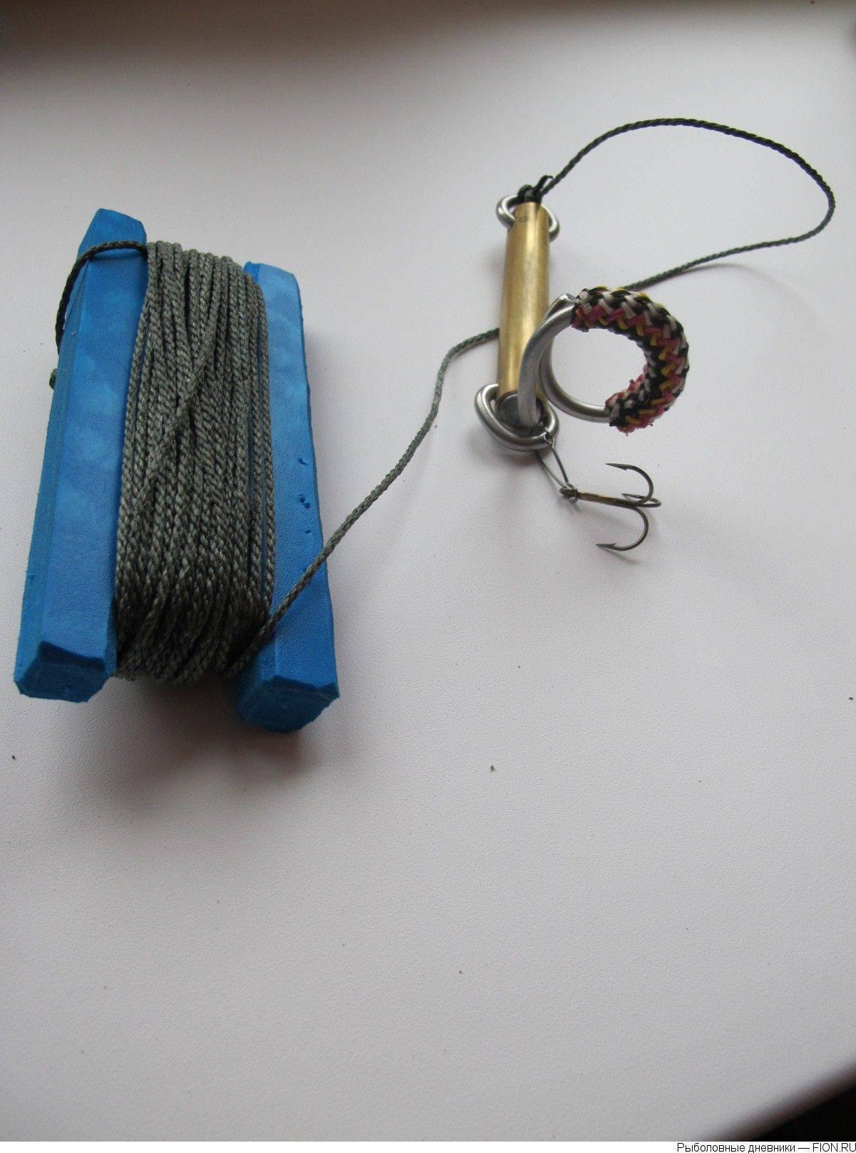 Разные нужности для зимней рыбалки своими руками