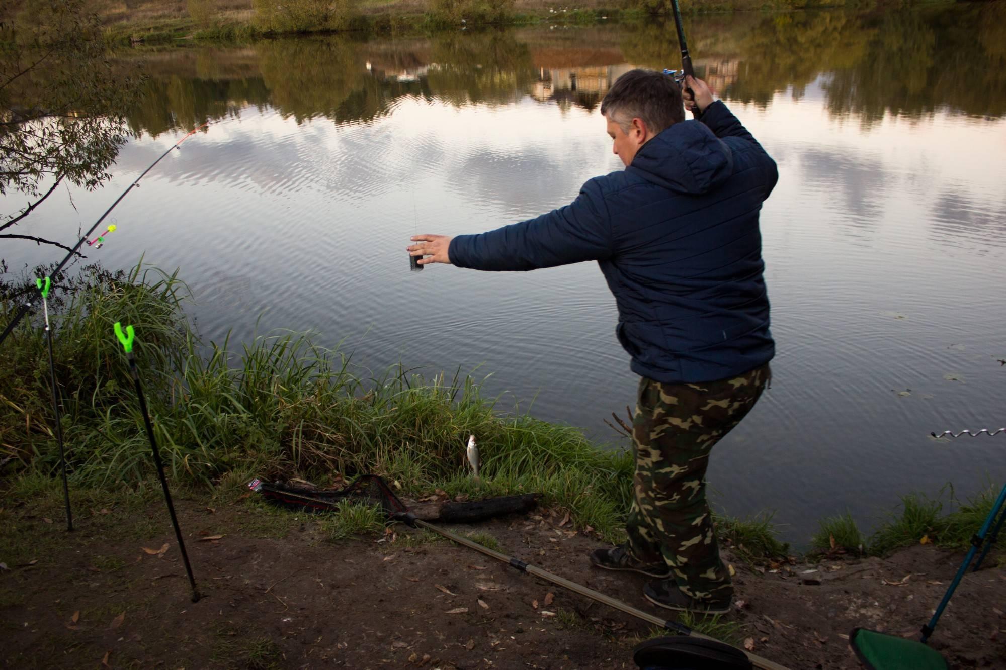Подольск - календарь рыболова. рыбалка в подольске, график клёва рыбы.