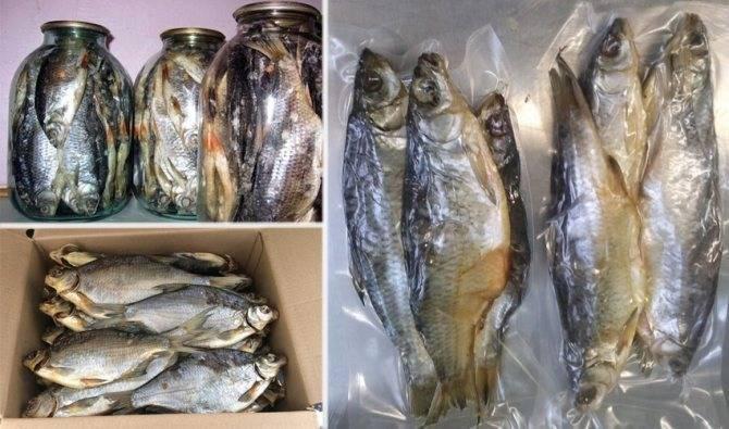 Как вялить рыбу в домашних условиях