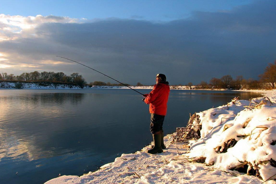 Календарь рыболова на февраль