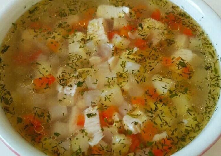 Полезен ли суп: преимущества первых блюд для организма   food and health