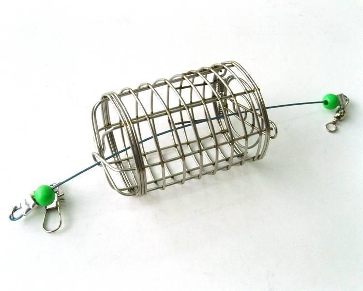 Поводки для фидера – применение и условия ловли