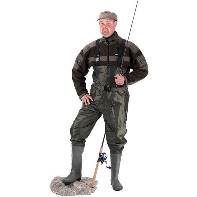 Выбор экипировки для ловли взабродку — вопросы и ответы