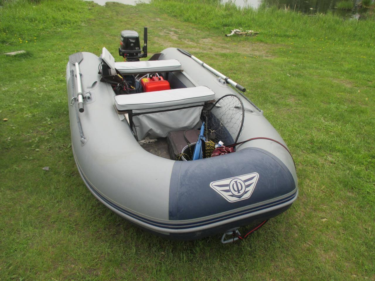 Надувная лодка флагман пвх - обзор лучших моделей, цена и отзывы