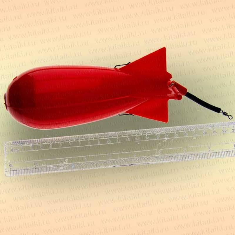 Ракета для прикормки самодельная