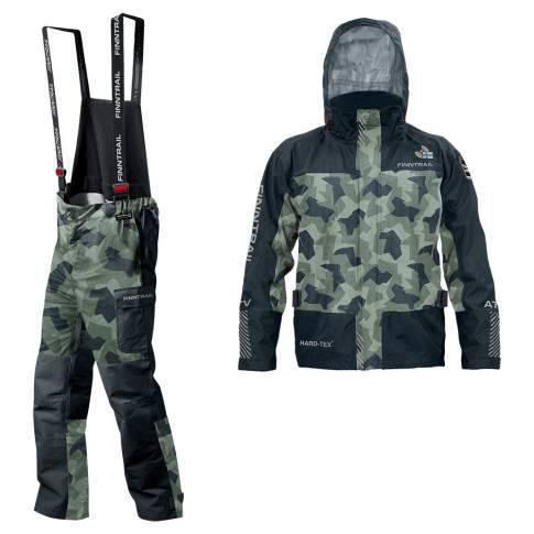 Рыболовные демисезонные костюмы