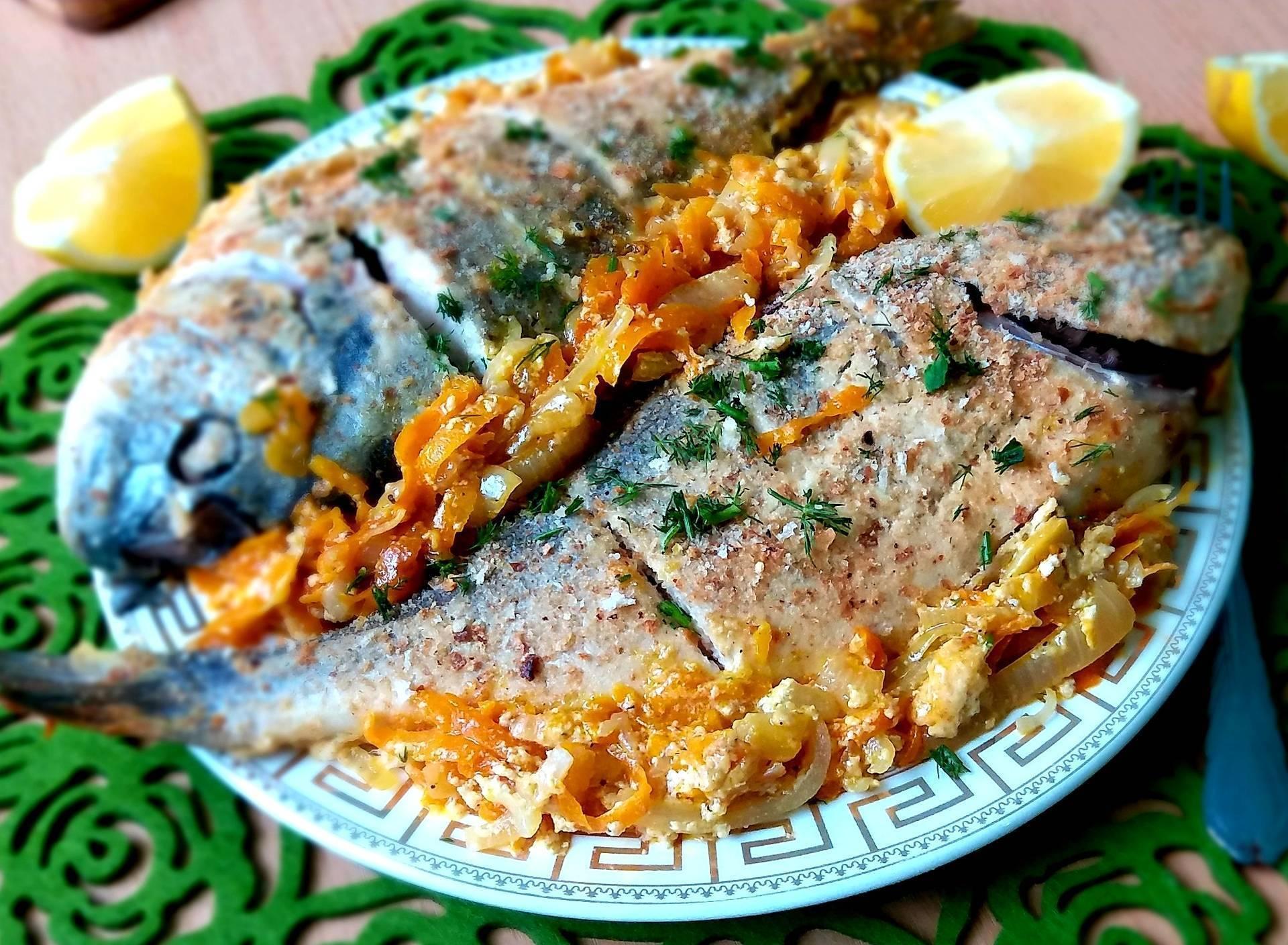 Рыба, запеченная в духовке с овощами: рецепты приготовления, как приготовить с рисом
