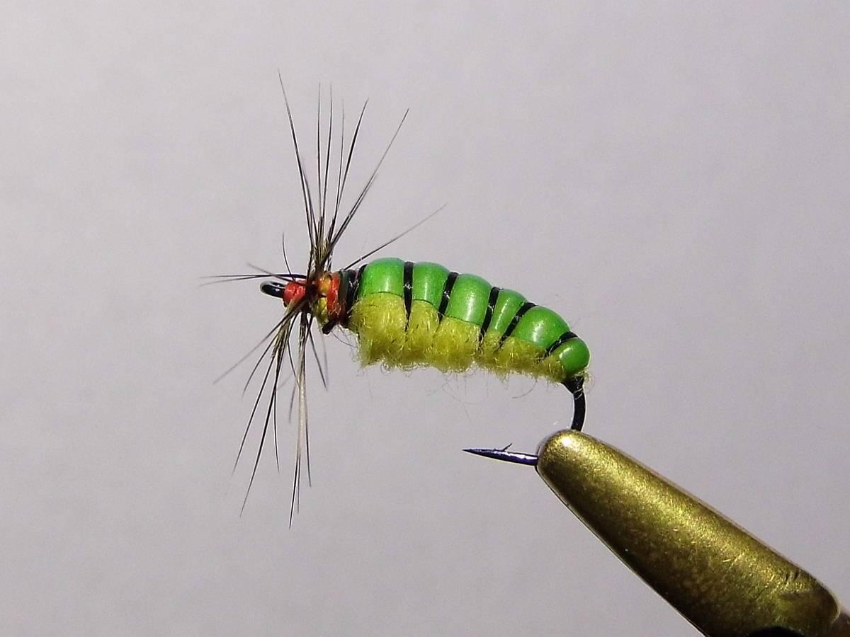 Вяжем стримеры, нимфы и мокрые мухи для нахлыста