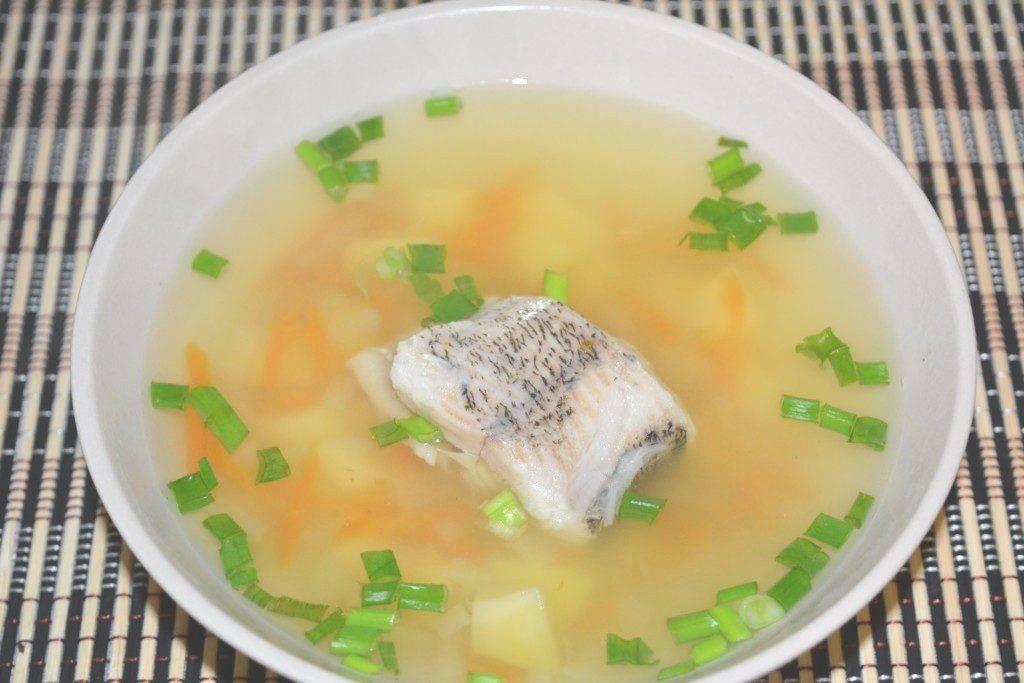 Рыбный суп из минтая: рецепты с фото, как приготовить из филе рыбы