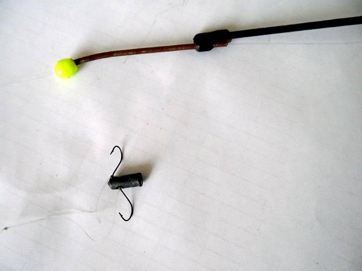 Как ловить окуня на балду