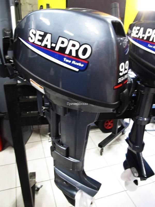 Лодочные моторы hidea или лодочные моторы sea-pro — какие лучше