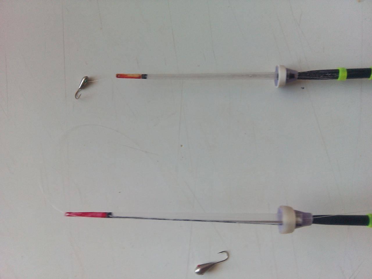 Как изготовить кивок для зимней рыбалки