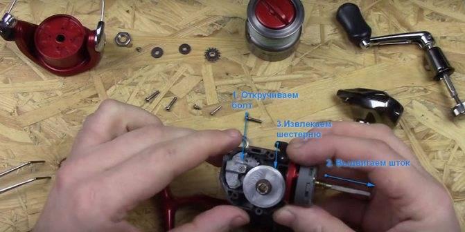 Как устроена катушка для спиннинга, нюансы чистки и ремонта катушки своими руками
