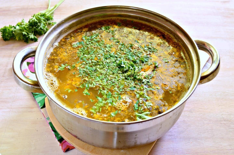 Суп из консервированной сайры – кулинарный рецепт