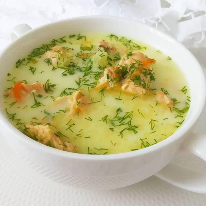 Суп из форели: простые и вкусные пошаговые рецепты